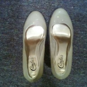 Candie's Shoes - Nude beige Candies pumps
